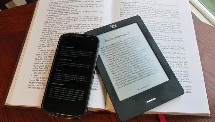 Smartphone-ul asigura accesul la carti din tarile in curs de dezvoltare