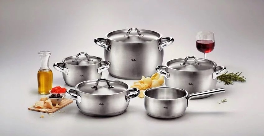 Cum alegi farfuriile si vasele de gatit pentru casa?
