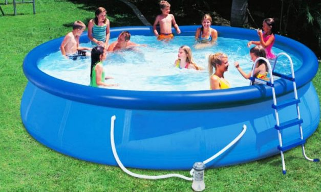 Cum sa iti alegi cea mai potrivita piscina gonflabila?